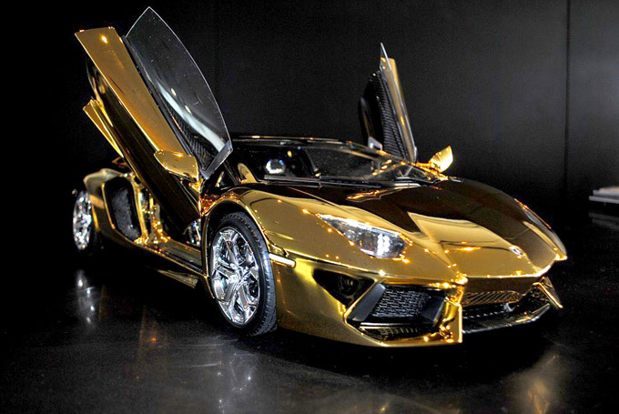 Top Ten Most Expensive Cars In The World Article List