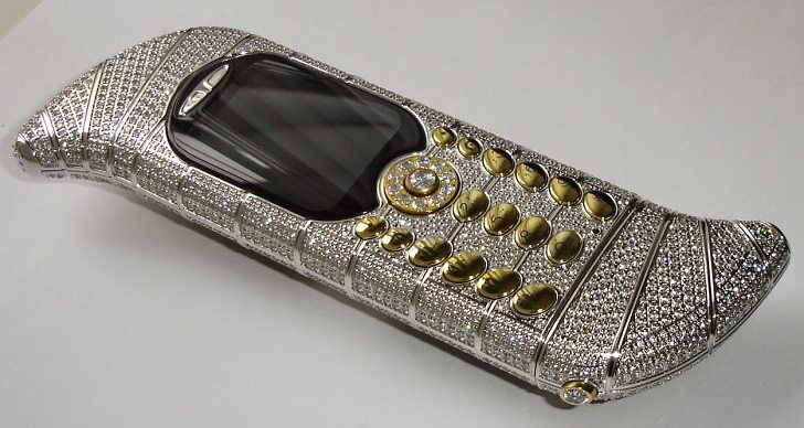 top ten most expensive smartphones in the world