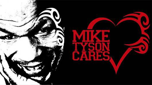 Mike Tyson cares foundation, giving kids a fighting chance