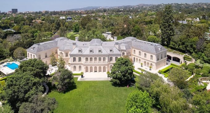 top ten most expensive homes