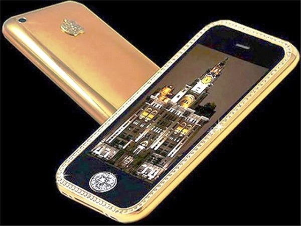 Supreme Goldstriker iPhone 3GS