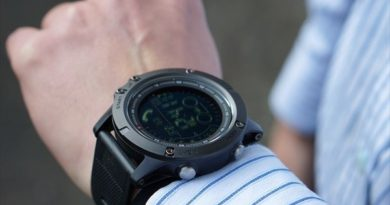 T1 Tact smartwatch : Military Inspired Technology