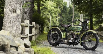 Top Ten Most Expensive Vintage Motorcycles