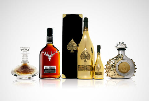 Top Ten Most Expensive Alcohol Brands