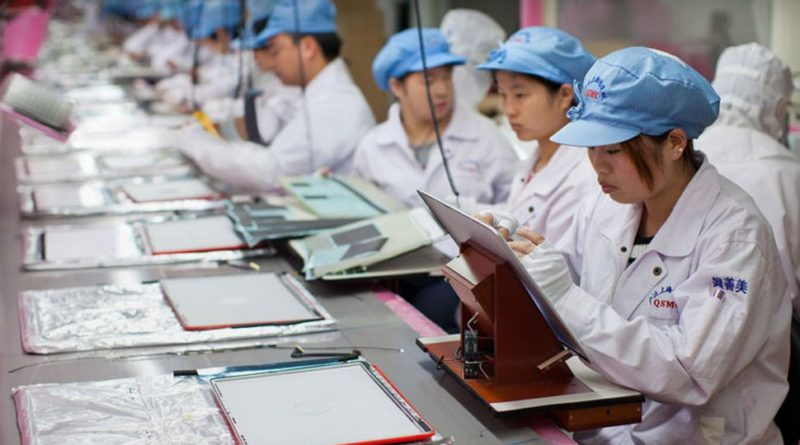 Why Apple Products Aren't Manufactured In USA