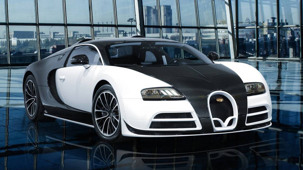 Top Ten Most Expensive Cars In The World