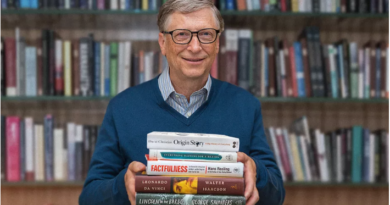 Books worth reading recommended by Bill Gates