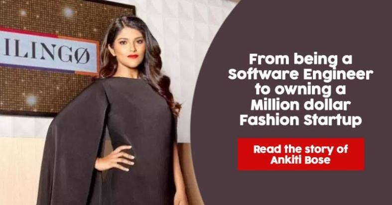 How Ankiti Bose built Zilingo, a near $1 billion fashion startup