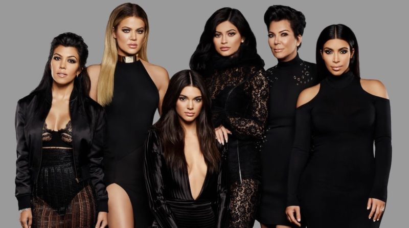 Kardashians Aspirational Sense Of Fashion Branding